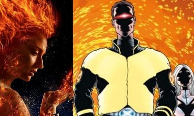X-Men: Dark Phoenix Costumes