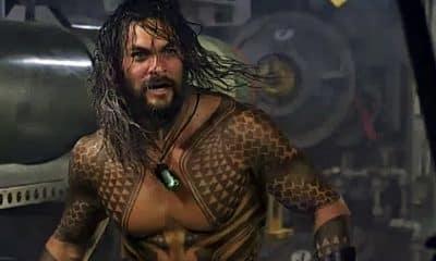 Aquaman Movie Jason Momoa