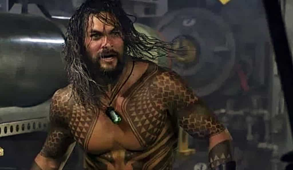 Aquaman Movie Jason Momoa