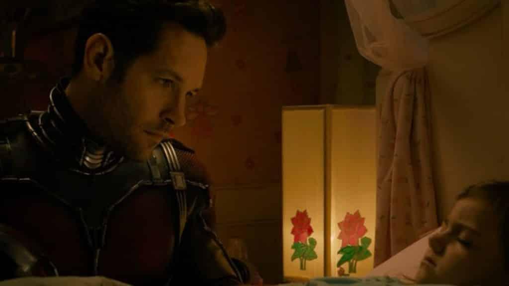 Avengers 4 Cassie Lang Ant-Man