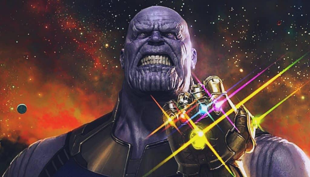 Avengers 4 Infinity Gauntlet Thanos
