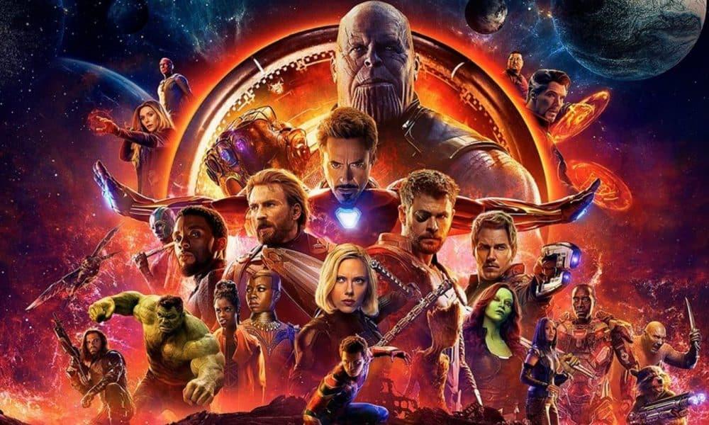 Avengers Infinity War Erscheinungsdatum