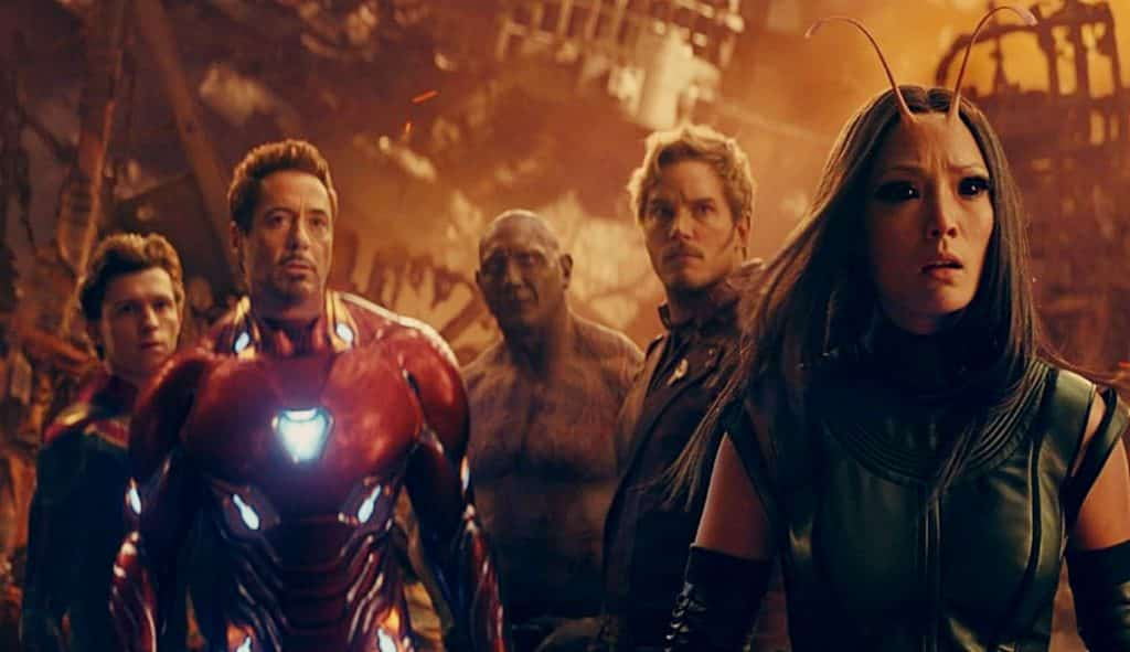 Avengers: Infinity War Spoilers