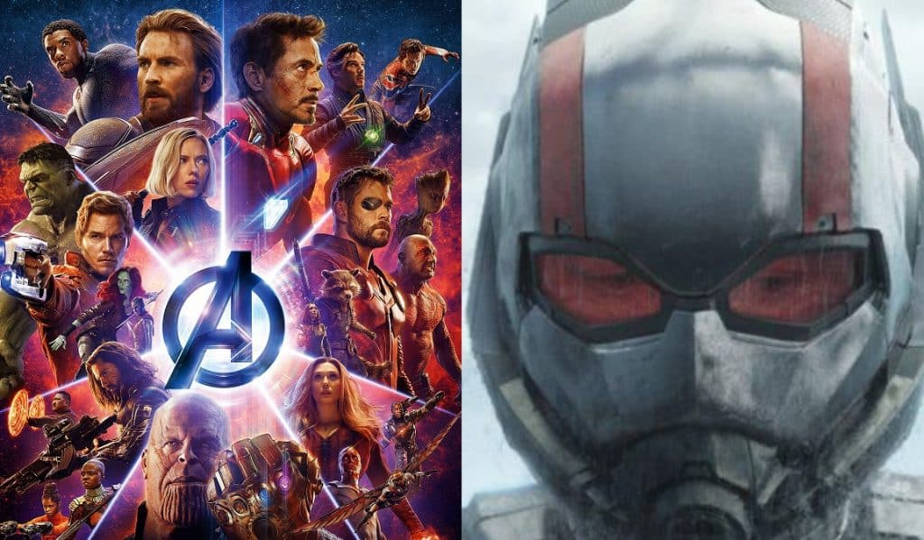 ant-man may have been found in 'avengers: infinity war' poster
