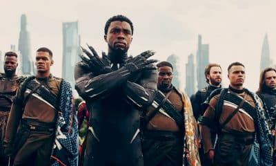 Avengers: Infinity War Black Panther