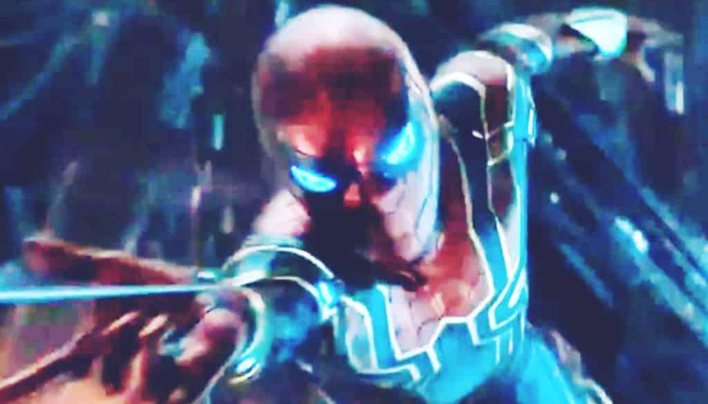 Avengers: Infinity War Iron Spider
