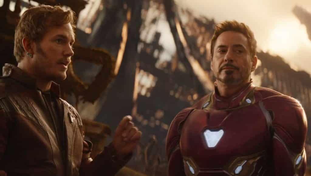 Avengers: Infinity War James Gunn