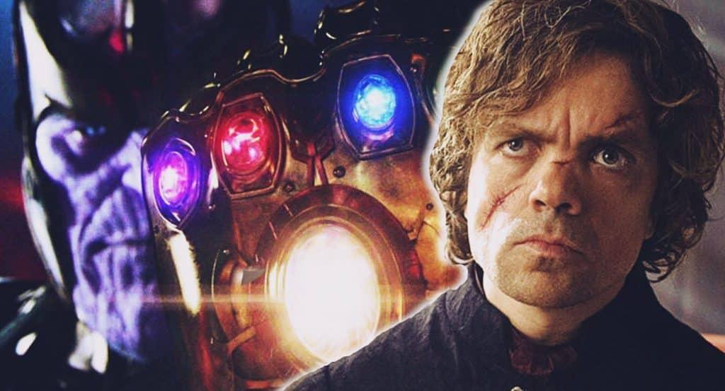 Avengers: Infinity War Peter Dinklage