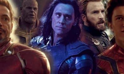 Avengers: Infinity War Reactions