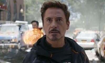 Avengers: Infinity War Robert Downey Jr.