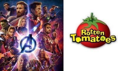 Avengers: Infinity War Rotten Tomatoes