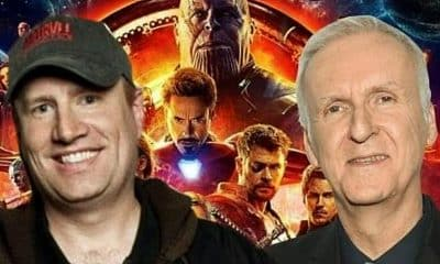 Avengers Kevin Feige James Cameron