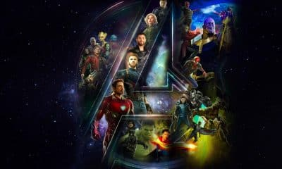 Avengers Marvel Cinematic Universe MCU