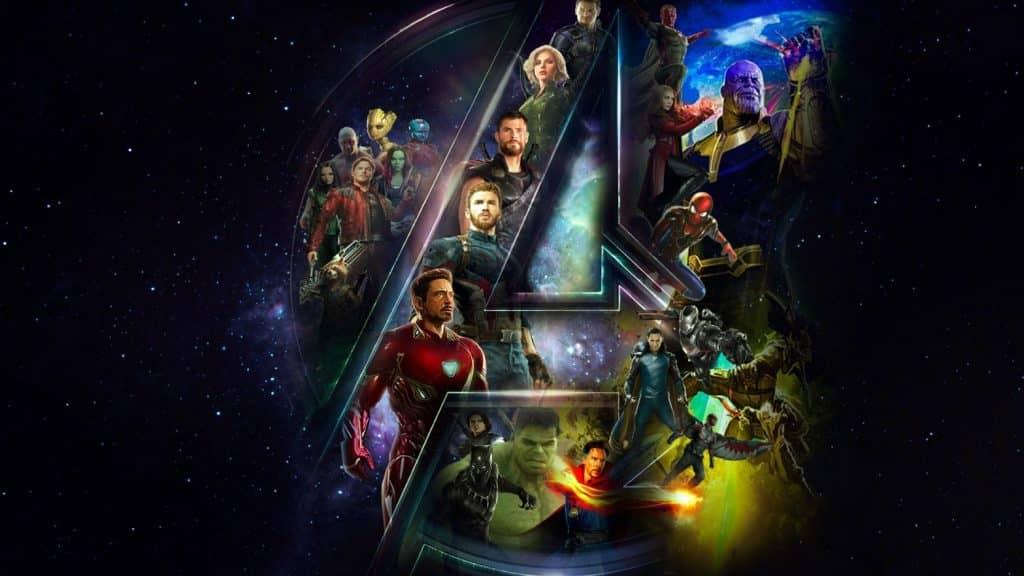 Avengers Marvel Cinematic Universe MCU