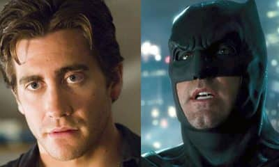 Batman Jake Gyllenhaal Ben Affleck