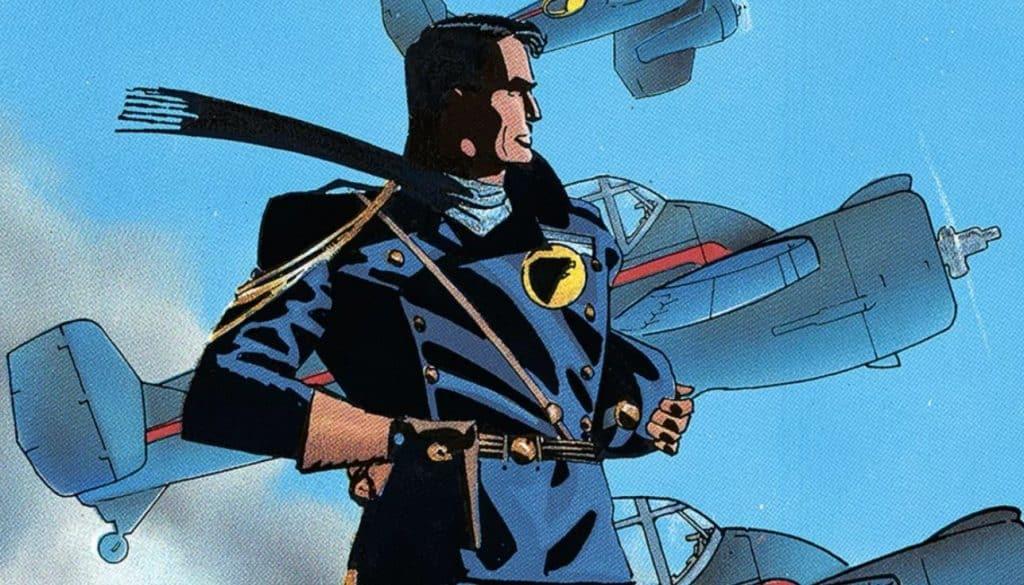 Blackhawk Movie Steven Spielberg DC Comics