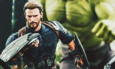 Captain America Toy Avengers: Infinity War