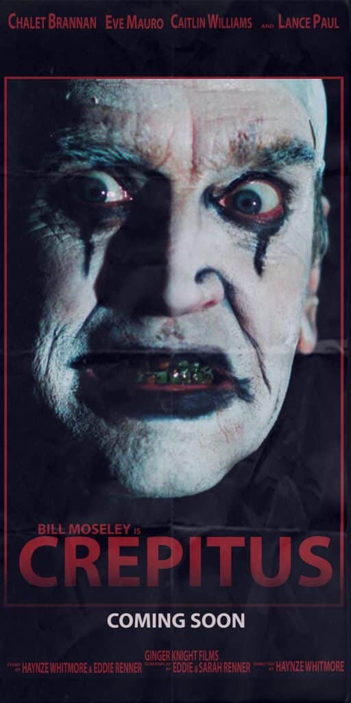Crepitus Poster Bill Moseley