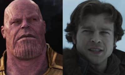 Disney Avengers: Infinity War Solo: A Star Wars Story