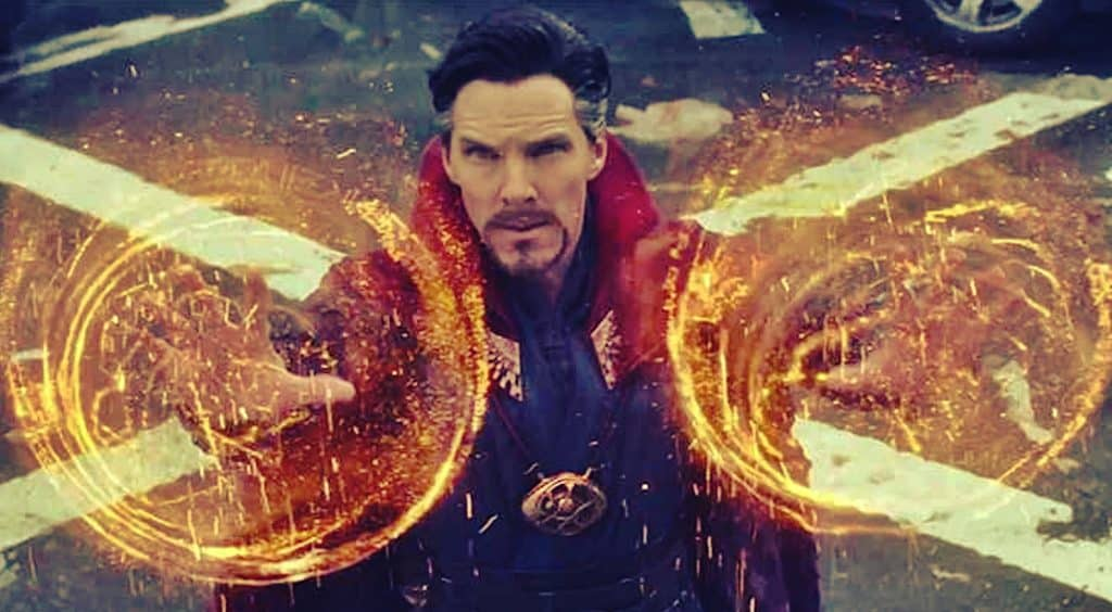 infinity war: benedict cumberbatch teases the end of doctor strange