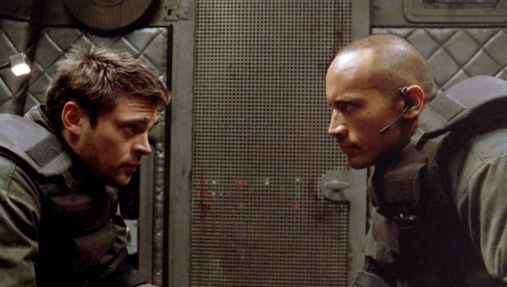 Doom Movie Karl Urban Dwayne Johnson