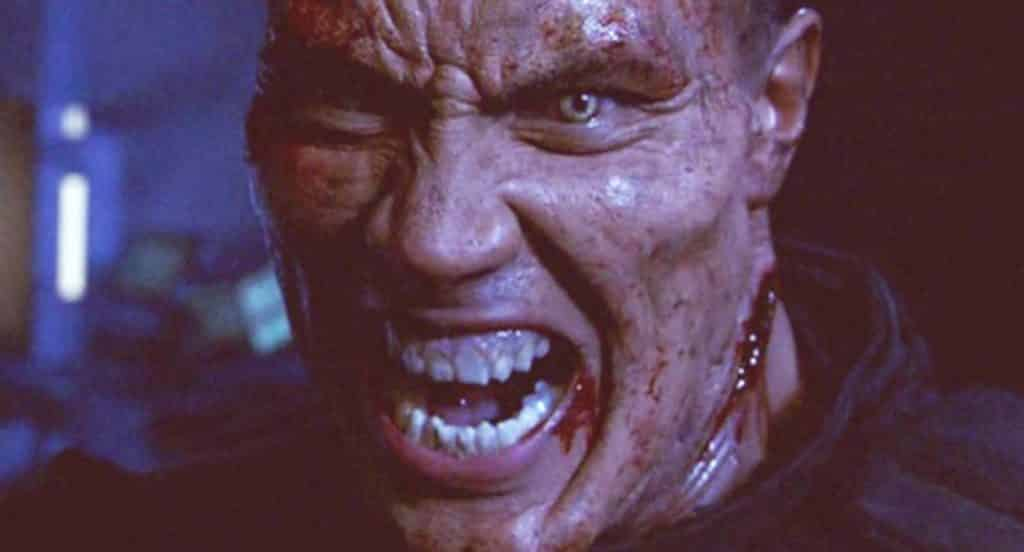 Doom Movie 2005 Dwayne Johnson The Rock