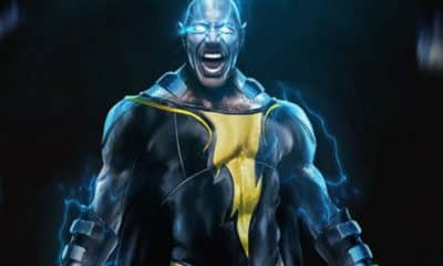 Dwayne Johnson The Rock Black Adam
