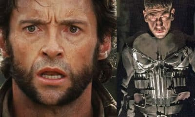 Hugh Jackman Wolverine The Punisher