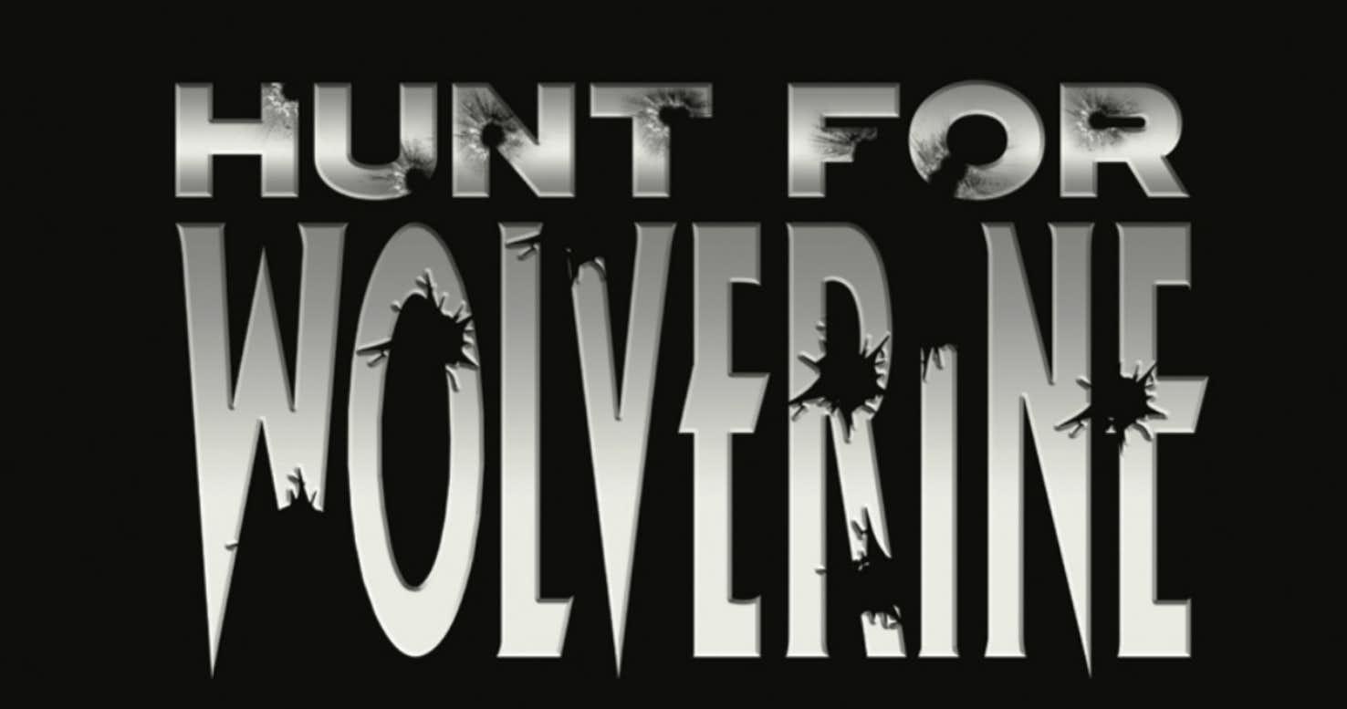 Hunt for Wolverine Marvel Comics