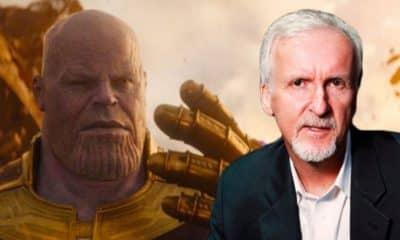 James Cameron Avengers