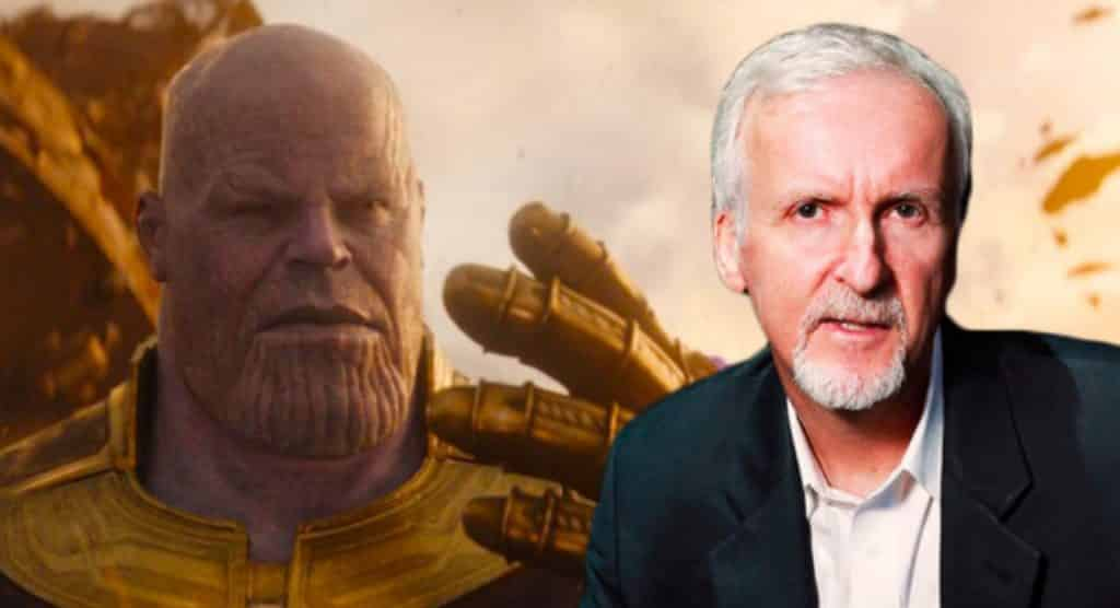 Image result for james cameron avengers