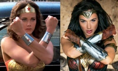 Lynda Carter Wonder Woman 2 Gal Gadot
