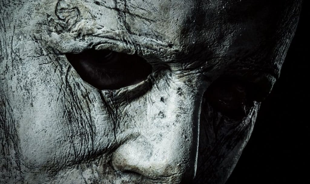 Michael Myers Halloween Movie 2018