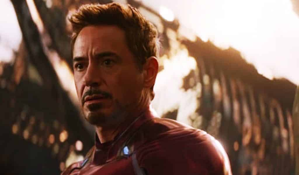 Robert Downey Jr. Iron Man Avengers: Infinity War