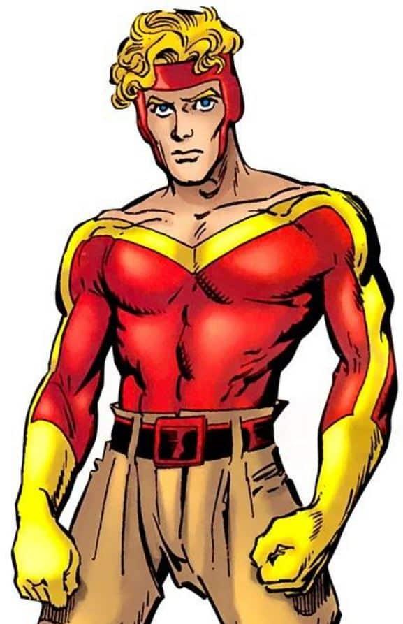 Rusty Collins X-Men Marvel Comics