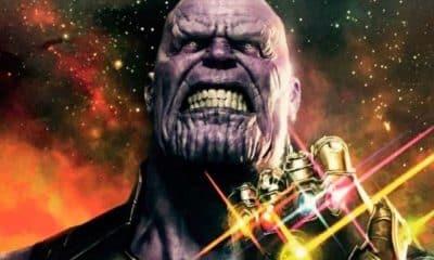 Thanos Soul Stone Avengers: Infinity War