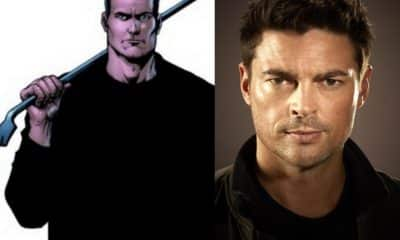 The Boys Billy Butcher Karl Urban