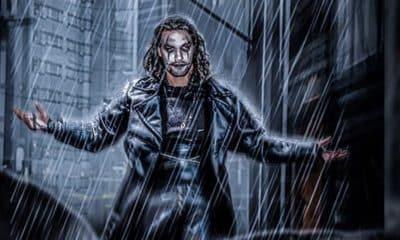 The Crow Reboot Jason Momoa
