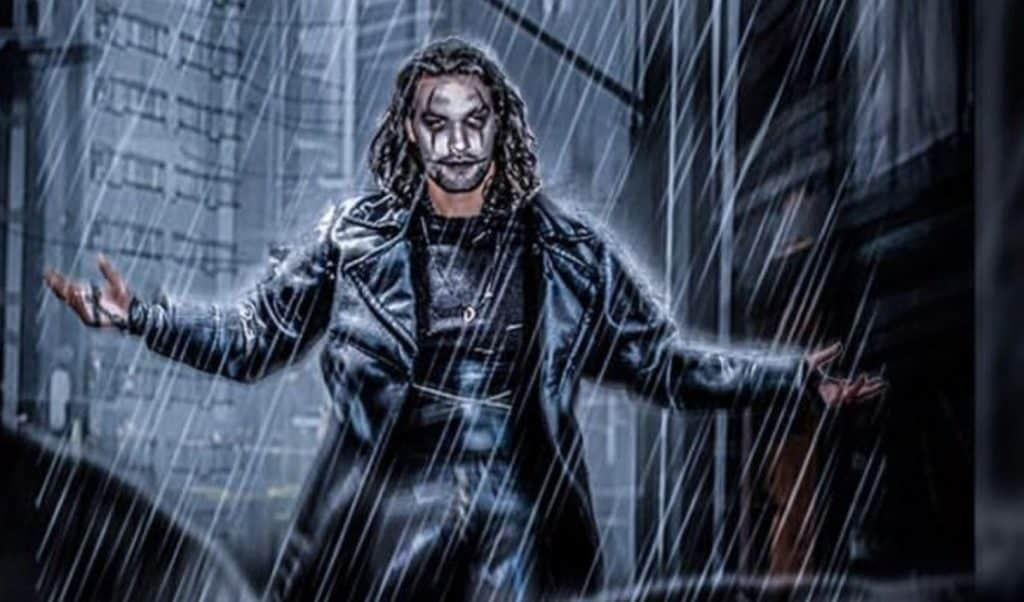 The Crow Reboot Jason Momoa