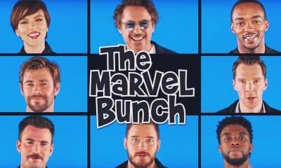 The Marvel Bunch Avengers: Infinity War