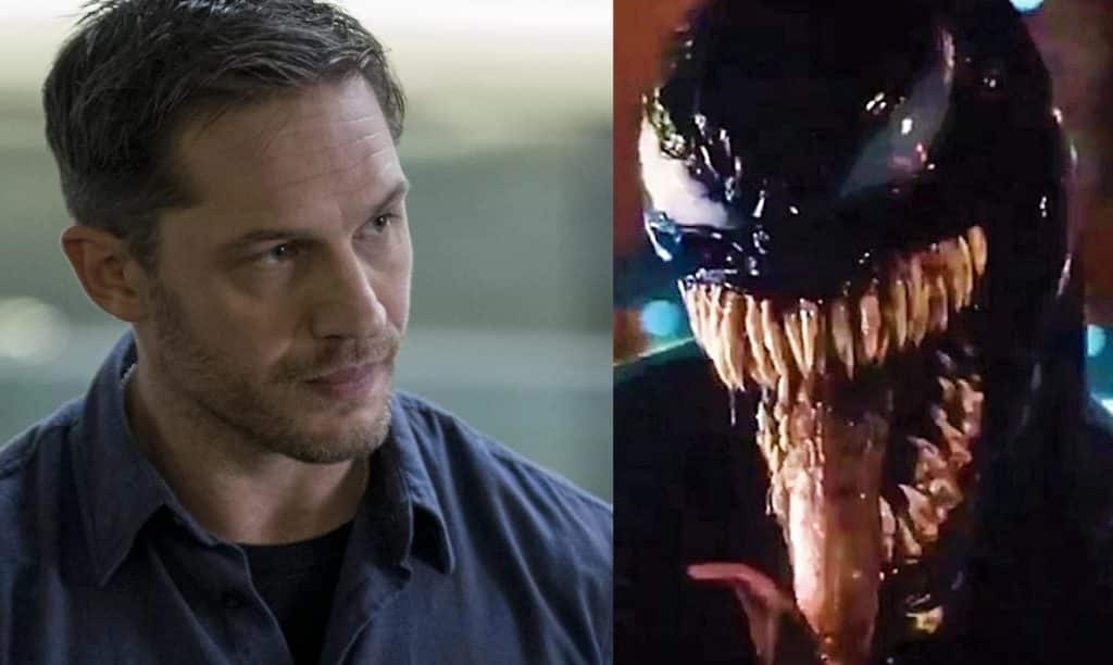 Venom Movie Tom Hardy 2018