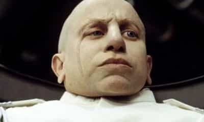 Verne Troyer Mini-Me