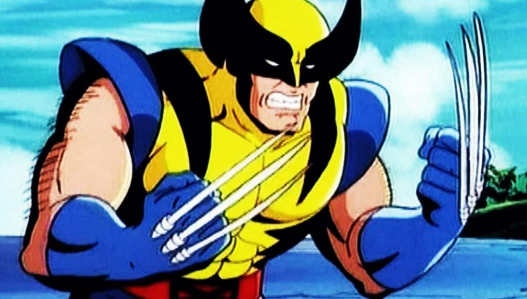 Cal Dodd Wolverine X-Men: The Animated Series