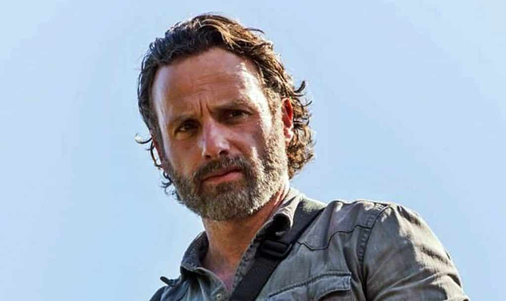 The Walking Dead Andrew Lincoln: Report: Andrew Lincoln Leaving 'The Walking Dead' After
