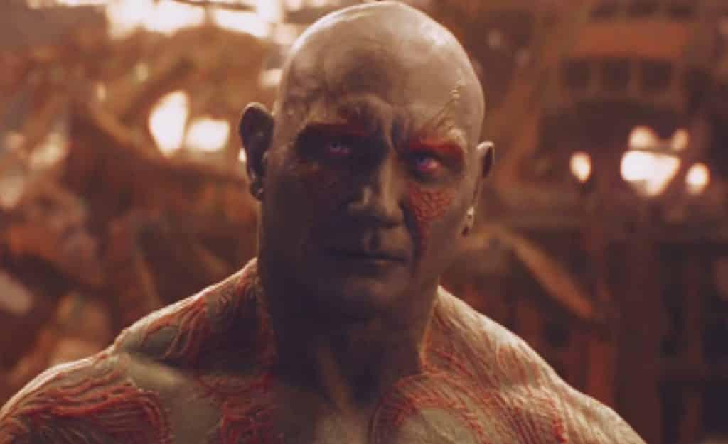 Avengers 4 Drax Dave Bautista