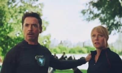 Avengers 4 Gwyneth Paltrow Robert Downey Jr.