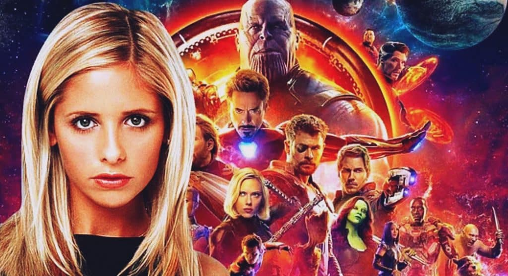 Avengers: Infinity War Buffy The Vampire Slayer