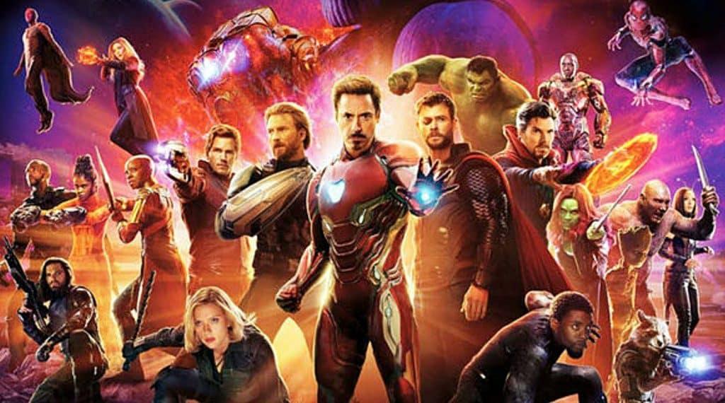 Avengers: Infinity War characters