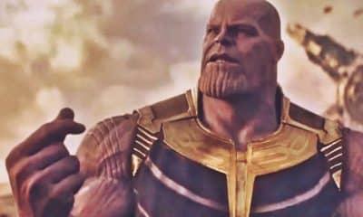 Avengers: Infinity War Ending