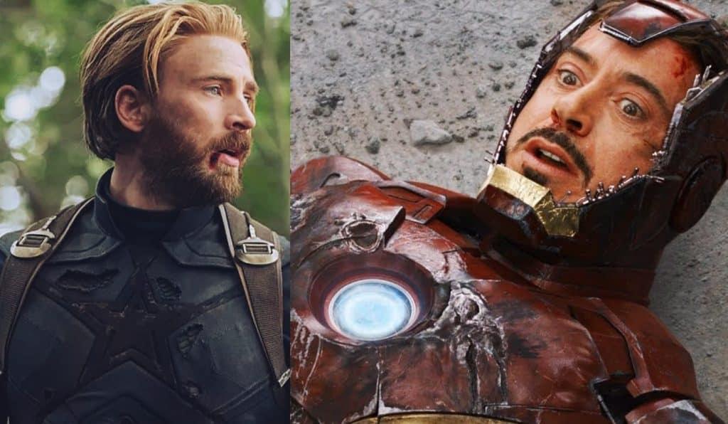 Avengers: Infinity War 2018 The Avengers 2012
